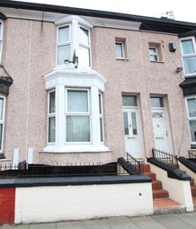 Thumbnail 3 bed terraced house to rent in Hornby Boulevard, Liverpool