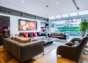 Napier Avenue, Fulham, London SW6. 6 bed semi-detached house for sale