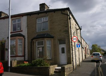 Thumbnail 3 bed end terrace house for sale in Halifax Road, Brierfield, Nelson
