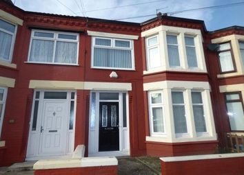 Thumbnail 3 bedroom property to rent in Endborne Road, Orrell Park