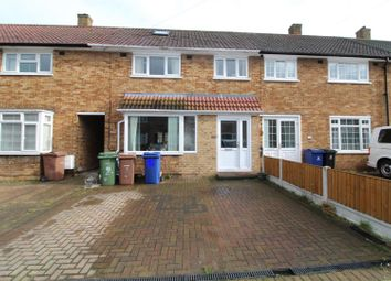 Thumbnail 3 bed terraced house for sale in Ravel Road, Aveley, South Ockendon