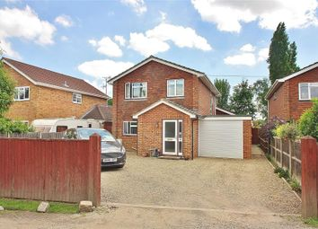 Thumbnail 5 bed detached house to rent in Kings Road, West End, Woking