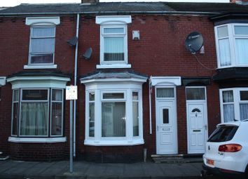 Thumbnail 2 bed terraced house to rent in Athol Street, Middlesbrough