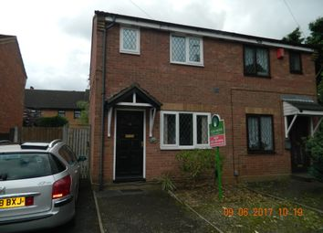 Thumbnail 2 bed semi-detached house to rent in Broomy Close, Stechford, Birmingham