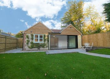 Thumbnail 2 bed detached bungalow for sale in The Street, Crowmarsh Gifford, Wallingford