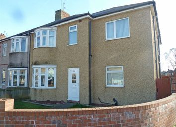 Thumbnail 5 bed semi-detached house for sale in Yarm Road, Darlington, Durham