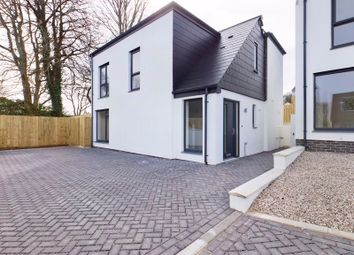 Mongleath Road, Falmouth TR11. 3 bed detached house for sale