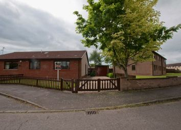 Thumbnail 3 bed semi-detached bungalow for sale in Riverside View, Alloa