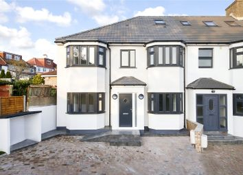 Thumbnail 4 bed end terrace house for sale in Covington Way, London