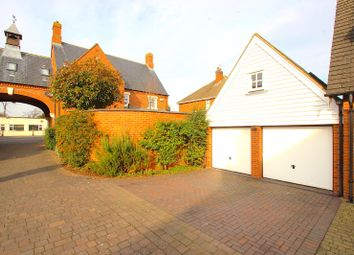 Thumbnail 5 bed link-detached house for sale in Main Street, Kirby Muxloe, Leicester