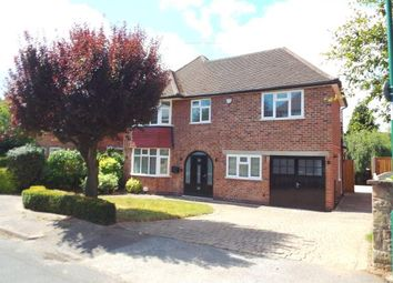 Thumbnail 5 bed detached house for sale in Parkside Gardens, Wollaton, Nottingham, Nottinghamshire