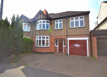 Thumbnail 4 bedroom detached house to rent in Braemar Avenue, Chelmsford