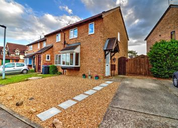 Thumbnail 3 bed terraced house for sale in Campbell Drive, Peterborough