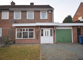 Thumbnail 3 bed semi-detached house for sale in Tewkesbury Crescent, Derby