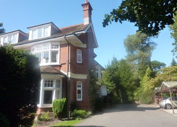Thumbnail 2 bed flat to rent in 12 West Overcliff Drive, Bournemouth