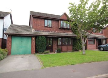 Thumbnail 4 bed detached house for sale in Mallards Reach, Marshfield