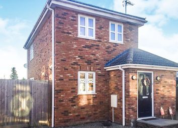 Thumbnail 2 bedroom detached house for sale in Wisbech Road, March
