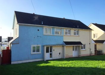 Thumbnail 3 bedroom semi-detached house for sale in College Park, Neyland, Milford Haven