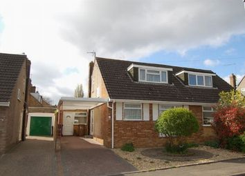 Thumbnail 3 bed semi-detached bungalow for sale in Lynmouth Avenue, Abington Vale, Northampton