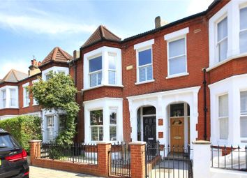 Thumbnail 4 bed terraced house for sale in Broomwood Road, Battersea, London