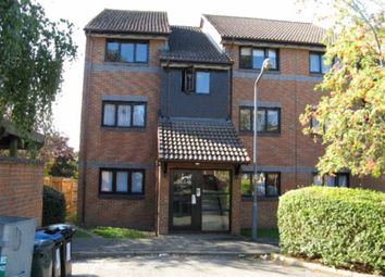 Thumbnail 1 bed flat to rent in Crucible Close, Chadwell Heath, Romford