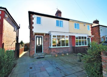 Thumbnail 3 bed semi-detached house for sale in Quebec Road, Stockton-On-Tees