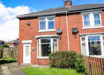 Thumbnail 2 bedroom semi-detached house for sale in Grace Gardens, Wallsend, Tyne And Wear