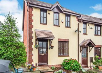 Thumbnail 2 bedroom end terrace house for sale in Kember Close, St. Mellons, Cardiff, Caerdydd