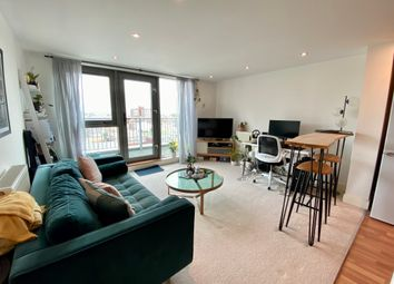Thumbnail 1 bed flat for sale in Peacock Street, Gravesend