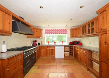 Thumbnail 5 bed detached house for sale in Ashford Road, Hollingbourne, Maidstone, Kent