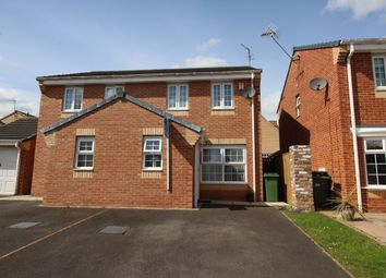 Thumbnail 3 bed semi-detached house for sale in Fleming Close, Stockton-On-Tees