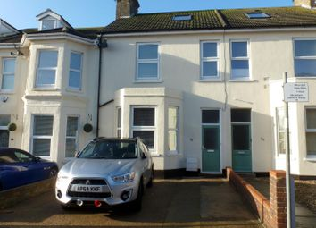 Thumbnail 4 bedroom terraced house to rent in Alexandra Road, Lowestoft