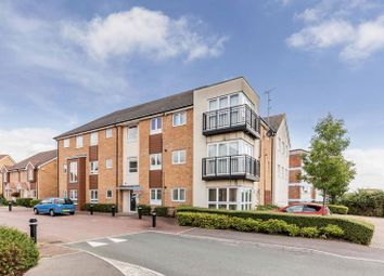 Thumbnail 2 bed flat for sale in Shearer Close, Havant