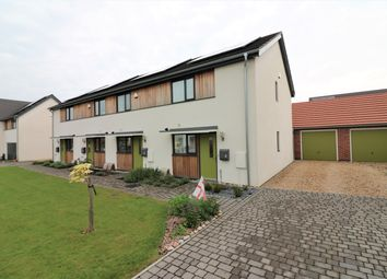 Thumbnail 2 bedroom end terrace house for sale in Saddlers Drive, Watton