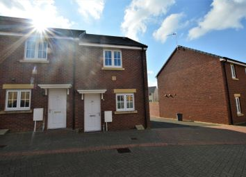 Thumbnail 2 bed end terrace house for sale in Lonydd Glas, Llanharan, Pontyclun
