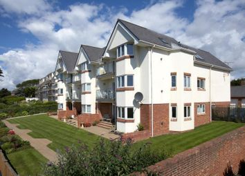 Thumbnail 3 bedroom flat to rent in Palm Court, 8 Coastguard Road, Budleigh Salterton, Devon