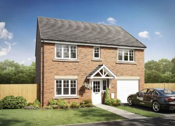Thumbnail 5 bed detached house for sale in Peterston Park, Bryncae, Llanharan