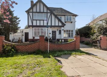 Thumbnail 4 bed detached house for sale in Hinckley Road, Leicester, Leicester