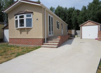 Thumbnail 2 bed mobile/park home for sale in Lambeth Road, Balby, Doncaster