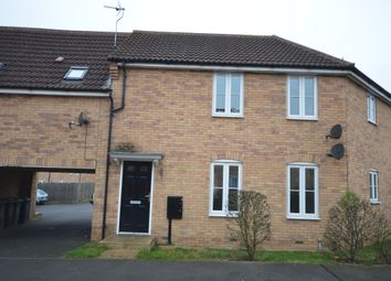 Thumbnail 2 bed flat for sale in Pascal Close, Corby