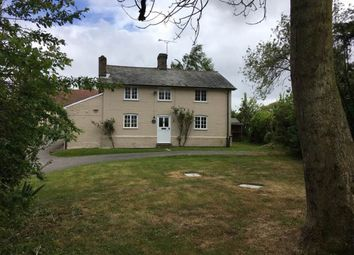Thumbnail 3 bedroom detached house to rent in Mill Lane, Marlesford, Woodbridge