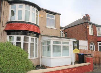 Thumbnail 4 bedroom semi-detached house to rent in Hutton Road, Middlesbrough