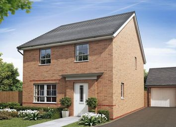 "Thumbnail 4 bedroom detached house for sale in ""Chester"" at Crewe Road, Shavington, Crewe"