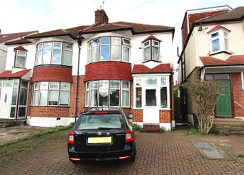 Thumbnail 3 bedroom semi-detached house to rent in Dawlish Avenue, Palmers Green, London