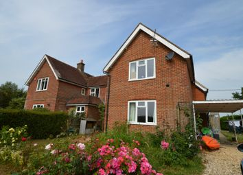 Thumbnail 3 bed semi-detached house to rent in Ryefield Cottages, West Harting, Petersfield