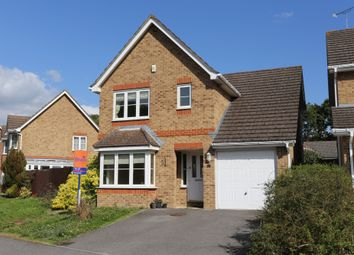 Thumbnail 3 bed detached house to rent in Roebuck Avenue, Fareham