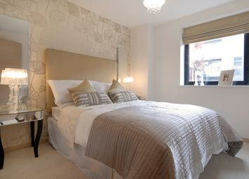 Thumbnail 1 bed flat for sale in Tameway Plaza, Bridge Street, Walsall