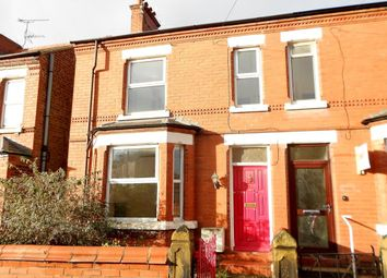 Thumbnail 3 bed semi-detached house for sale in Jubilee Road, Wrexham