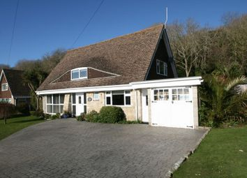 Thumbnail 4 bed detached house for sale in Inglewood Park, Ventnor