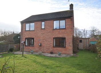 Thumbnail 3 bed link-detached house for sale in Grapes Close, Potter Heigham